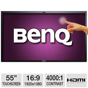 "BenQ 55"" Class Touchscreen LED Monitor"