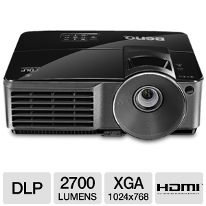 BenQ MX514 XGA Multimedia DLP Projector