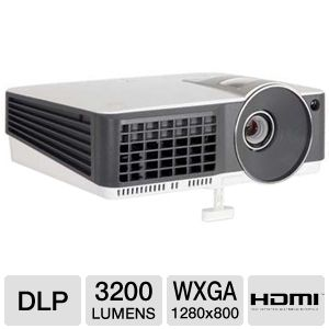 BenQ MW712 WXGA Widescreen DLP Projector