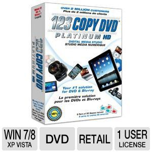 Bling 123 Copy DVD Platinum Software