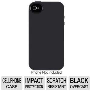 Belkin Essential 031 iPhone 4/4S Black/Overcast Ca