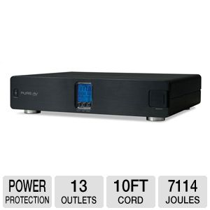 Belkin PureAV Home Theater Power Console PF60