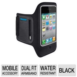 Belkin F8Z610tt Dual Fit Armband-iPhone 4