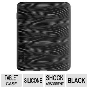 Belkin F8N382tt Silicon Case for iPad 1