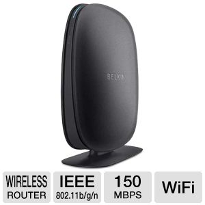 Belkin F9K1001 N150 Wireless Router
