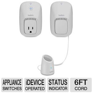 WEMO Switch & Motion Sensor
