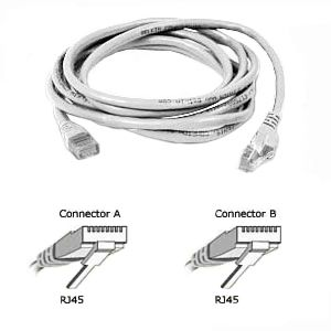 Belkin 50' Cat5e Cable