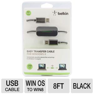Belkin Windows 8 Transfer Cable