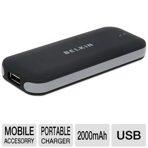 Belkin Power Pack 2000 Cell Phone Charger