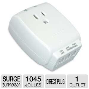 Belkin MasterCube SurgeMaster Surge Protector 
