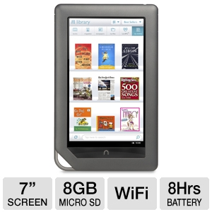 "NOOK Color 7"" eReader"