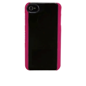 Body Glove 9164601 Fringe Snap-On Case Clear/Pink