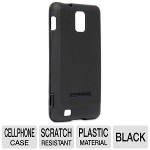 Body Glove Flex Snap-On Black Case