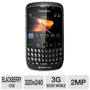 Boost Mobile BlackBerry Curve 8530 Cell Phone