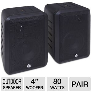 BIC America RtR V44-2 Indoor/Outdoor Speakers