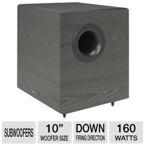 BIC America Venturi V1020 Subwoofer