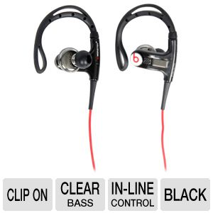 Beats by Dre Powerbeats Sweat-resistant Earbuds