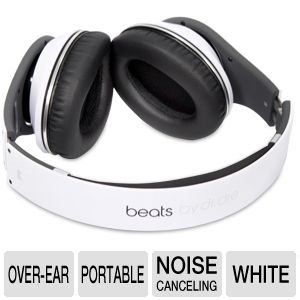 Beats by Dre Studio White Over-Ear Headphone