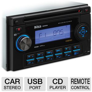 Boss 822UA In-Dash Car Stereo CD Receiver