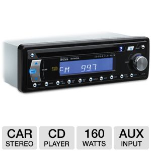 Boss Audio 506CA In-Dash Car Stereo CD Receiver
