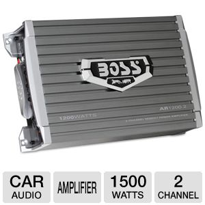Boss AR1200.2 ARMOR 1200 Car Audio Amplifier