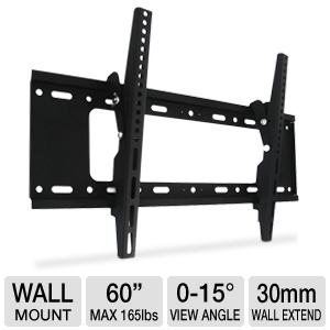 Inland 05326 Flat Panel Tilt Wall Mount