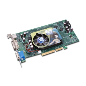 Biostar GeForce 6800 XT 256MB AGP