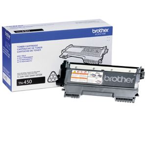 Brother TN450 Black Toner  (approx. 2,600 pages)