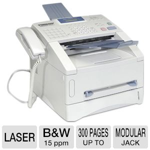 Brother IntelliFAX-4750e - High Speed Laser Fax