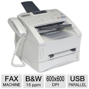 Brother IntelliFAX-4100e Business Class Laser Fax