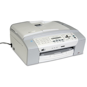 brother mfc 290c all in one color inkjet printer 6000 x 1200 dpi rh tigerdirect com brother mfc 8710dw laser multifunction printer manual Brother Wireless Multifunction Printer