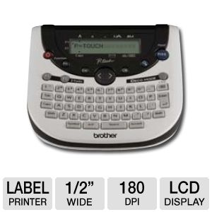 Brother P-Touch PT-1290 Simply Stylish Labeler