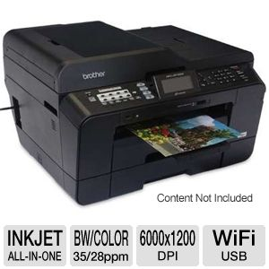 Brother MFC-J6710DW Wireless All-in-One Printer
