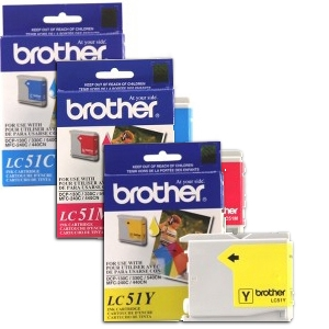 Brother� LC513PKS Inkjet Cartridge
