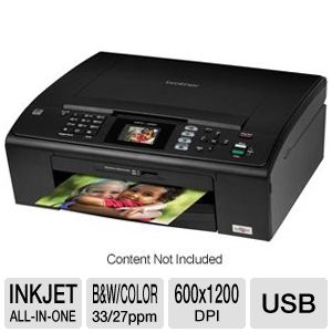 Brother MFCJ220 All-in-One Printer