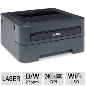 Brother HL2270DW WiFi Mono Laser Printer / Duplex