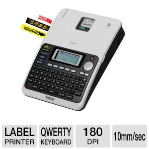 Brother PT-2030AD P-Touch Label Maker