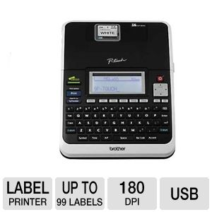 Brother PT-2730 P-Touch Label Maker