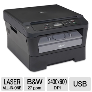 Brother DCP7060D Mono Laser Multifunction / Duplex