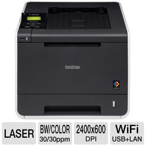 Brother HL4570CDW WiFi Color Laser with Duplex