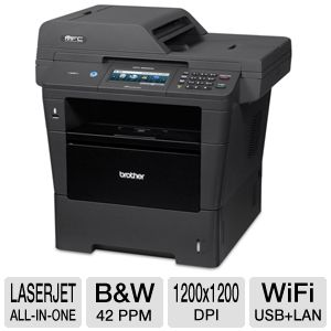 Brother MFC8950DW WiFi Mono Laser Multifunction