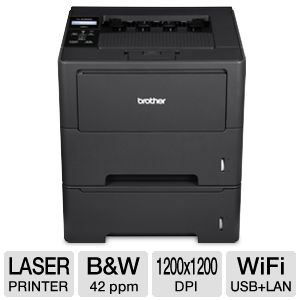 Brother� HL6180DW Series High-Performanc