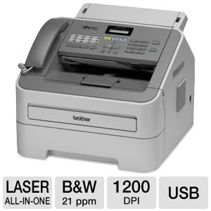 Brother MFC7240 Mono Laser All-in-One
