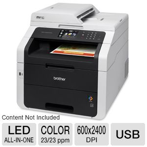 Brother MFC9330CDW Color Laser Printer REFURB