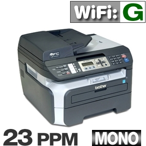 Brother MFC-7840W WiFi Mono Laser Multifunction