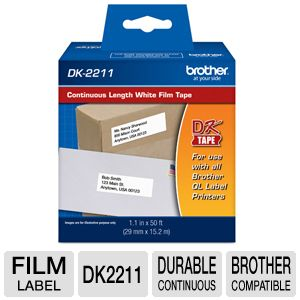 Brother Film Label