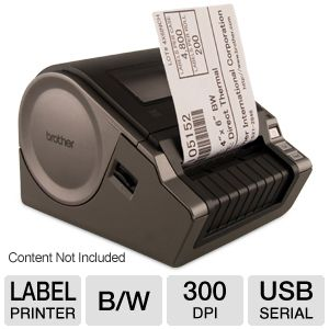 Brother QL-1050 P-Touch Label Printer