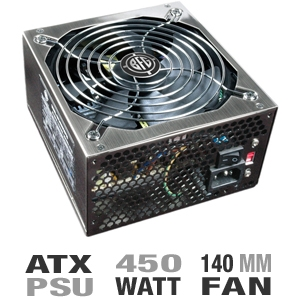 BFG GS Series GS-450 450 Watts Power Supply