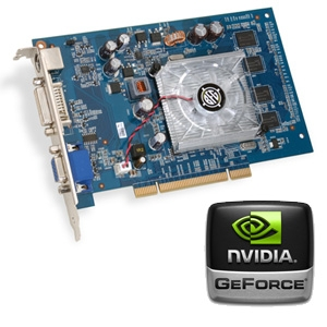BFG GeForce 8400 GS 512MB DDR2 PCI, DVI & VGA