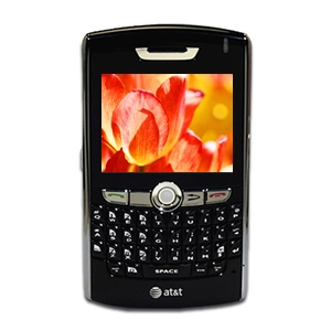 Blackberry 8820 Unlocked GSM Smartphone